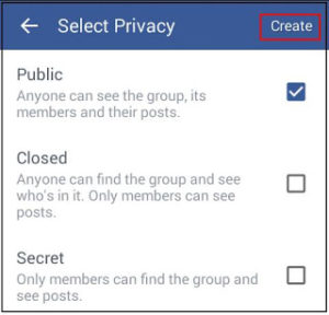 select-privacy