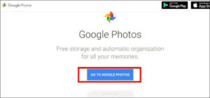 go to google photo