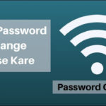 Wifi Password Change