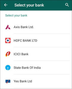 select-bank-account